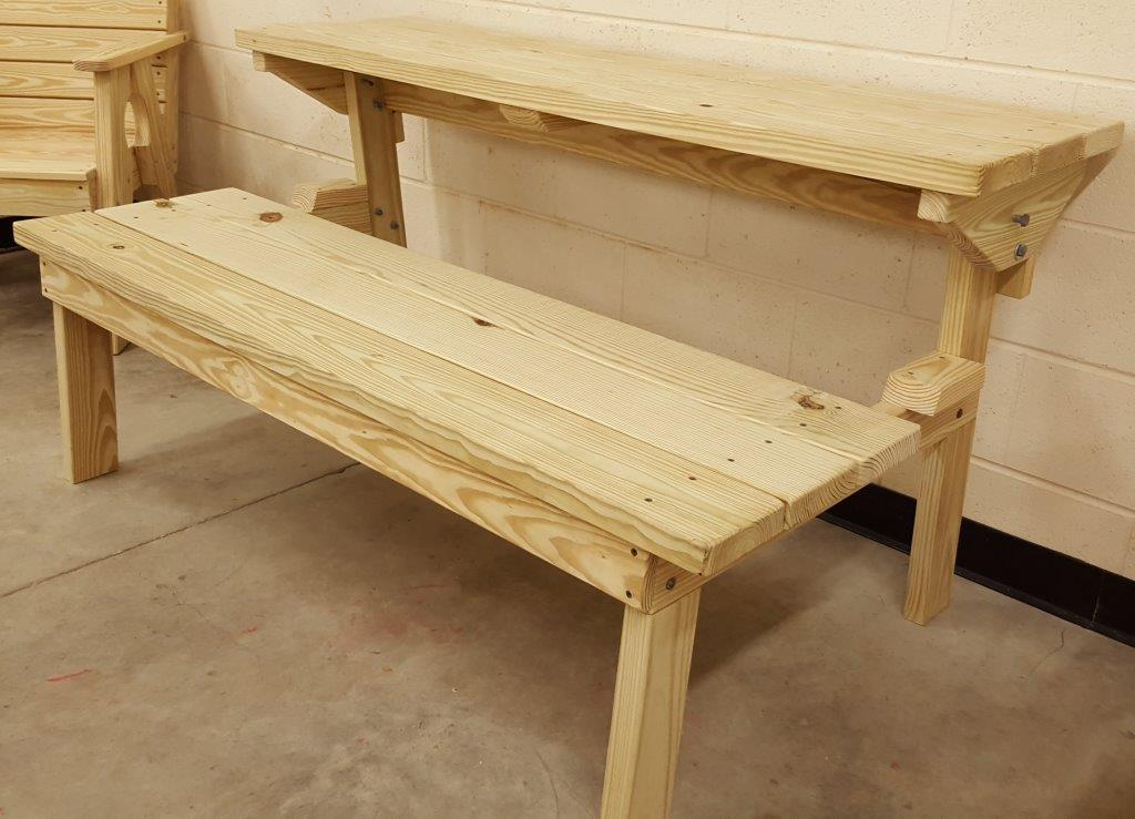 2n1 Picnic Table