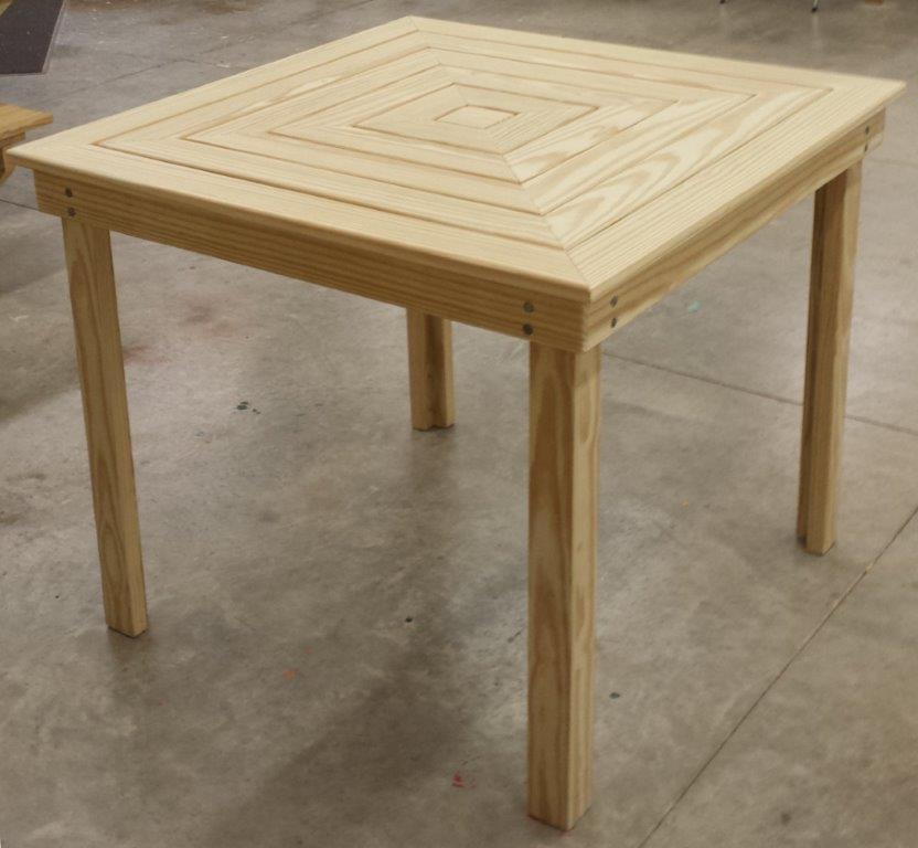 Patio Deck Table