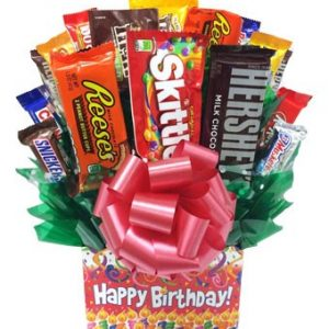 Carobell Station Club Enterprise Candy Shoppe Bouquet