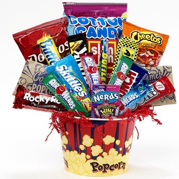Carobell, Inc. Large Candy Bouquet